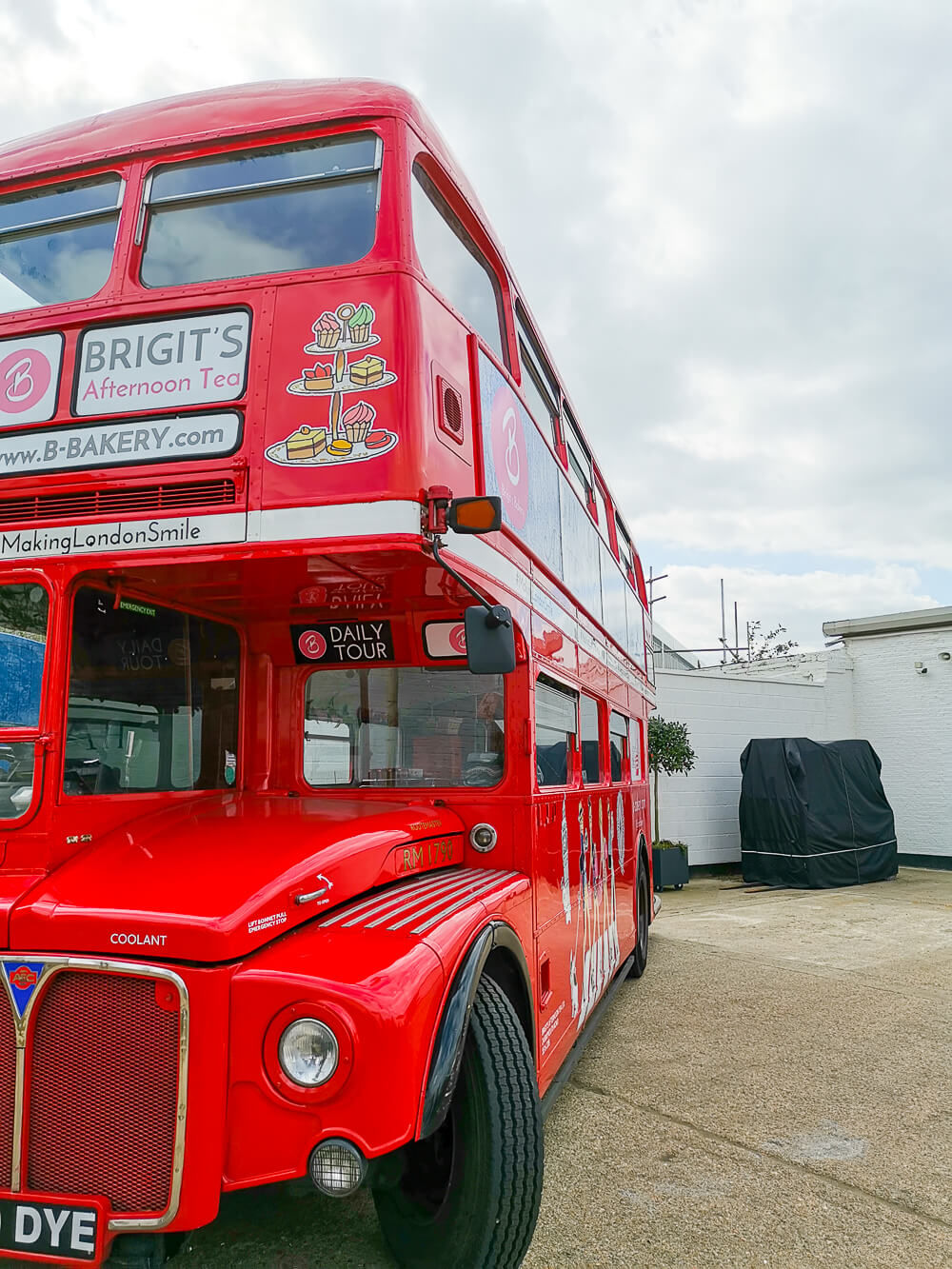 London Gin Bus Tour by Hayman`s Gin 1