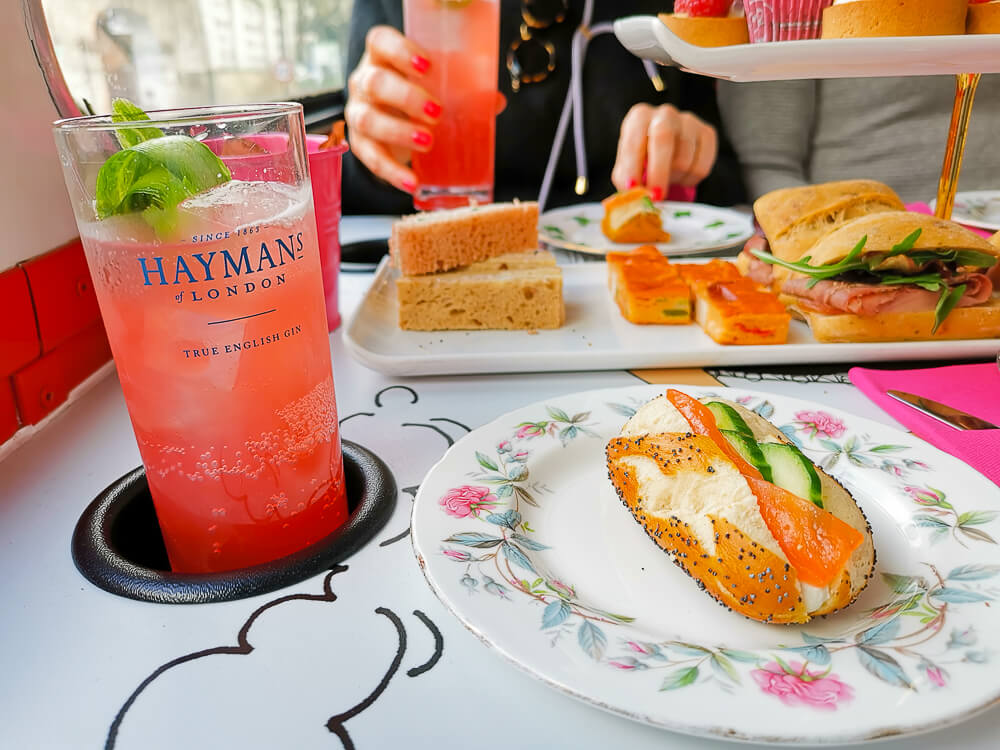 London Gin Bus Tour by Hayman`s Gin 10