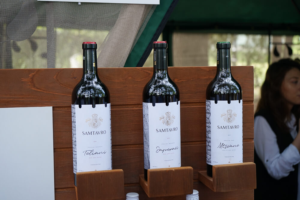 New Wine Festival in Tbilisi - Wein 1