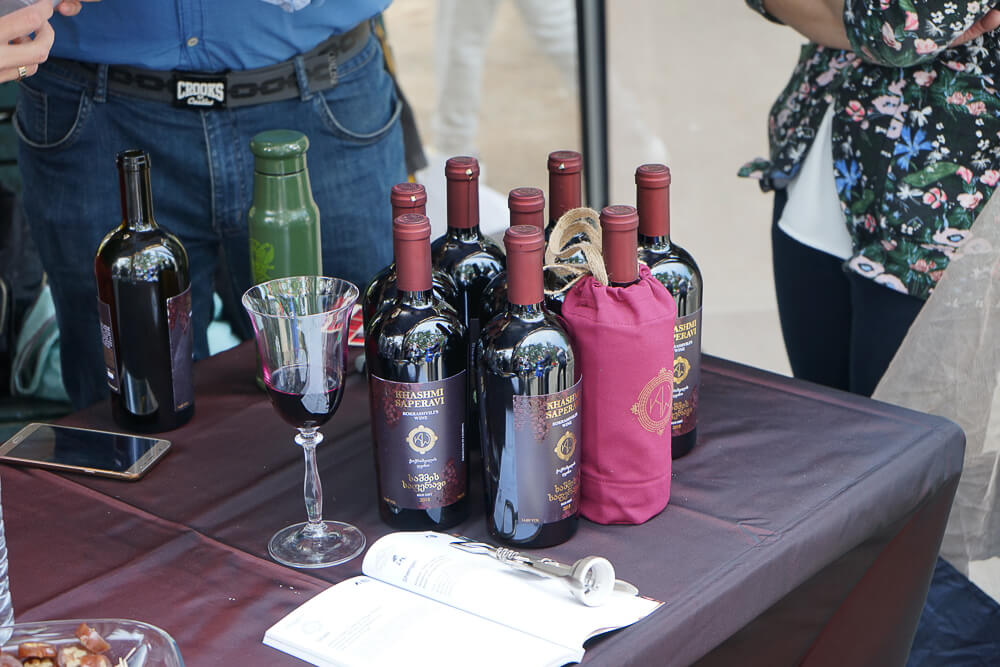 New Wine Festival in Tbilisi - Wein 2