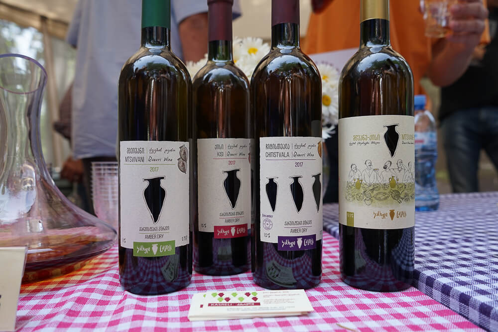 New Wine Festival in Tbilisi - Wein 8