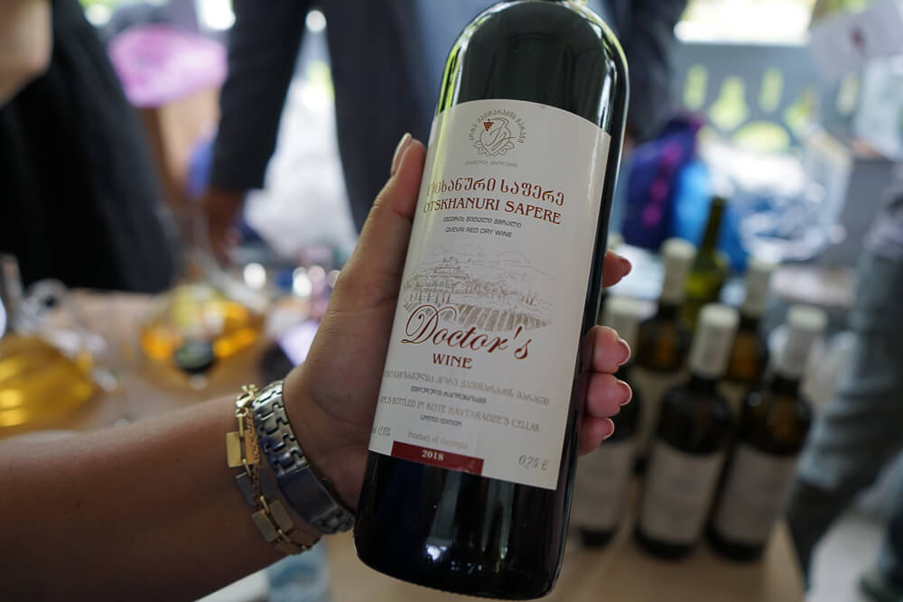 New Wine Festival in Tbilisi - Wein 9