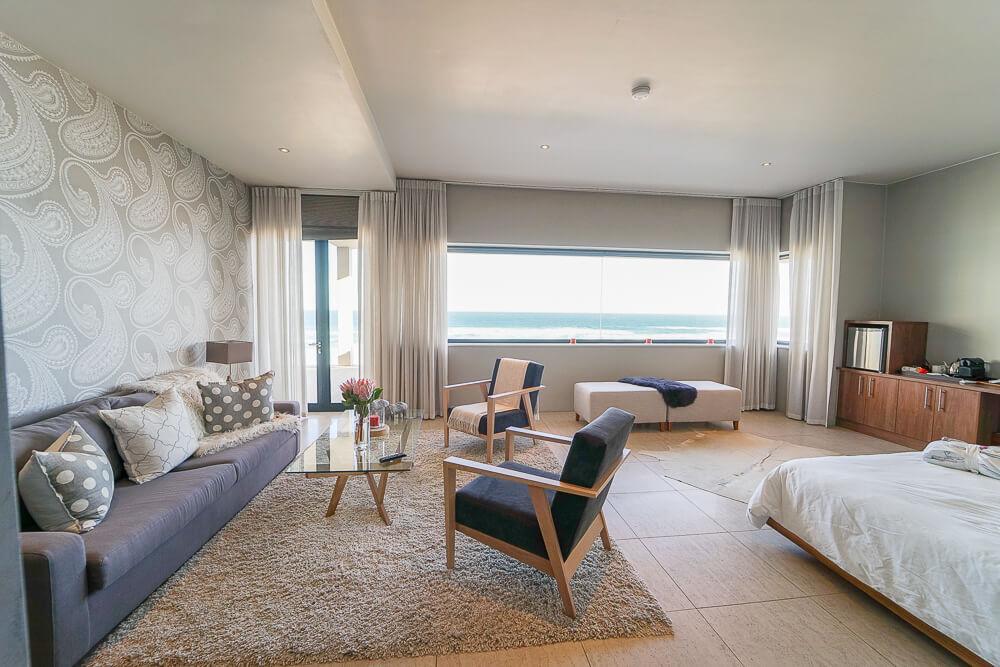 Oceans Wilderness Villa - stilvolle Zimmer