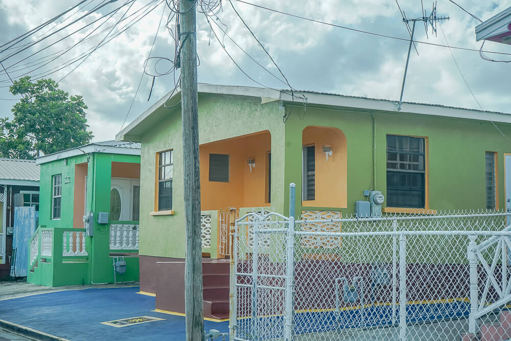 Rihanna Drive auf Barbados - Das Geburtshaus von Rihanna