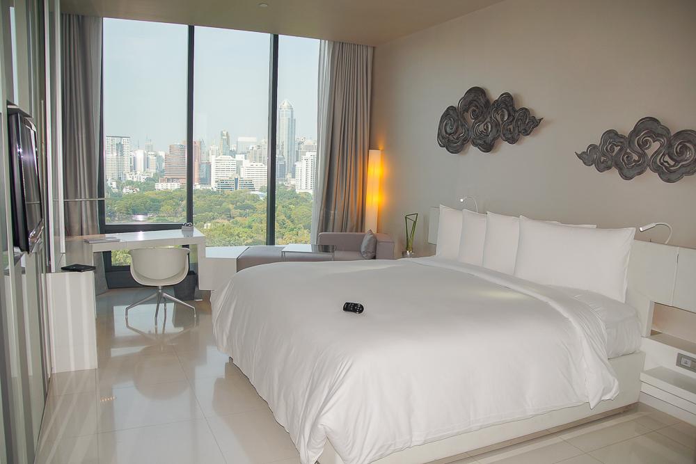 SO Sofitel Bangkok - Schlafzimmer