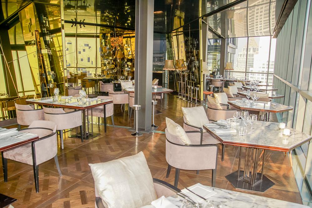SO Sofitel Bangkok - das Restaurant