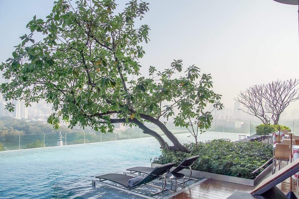 SO Sofitel Bangkok - einer der besten Pools in Bangkok