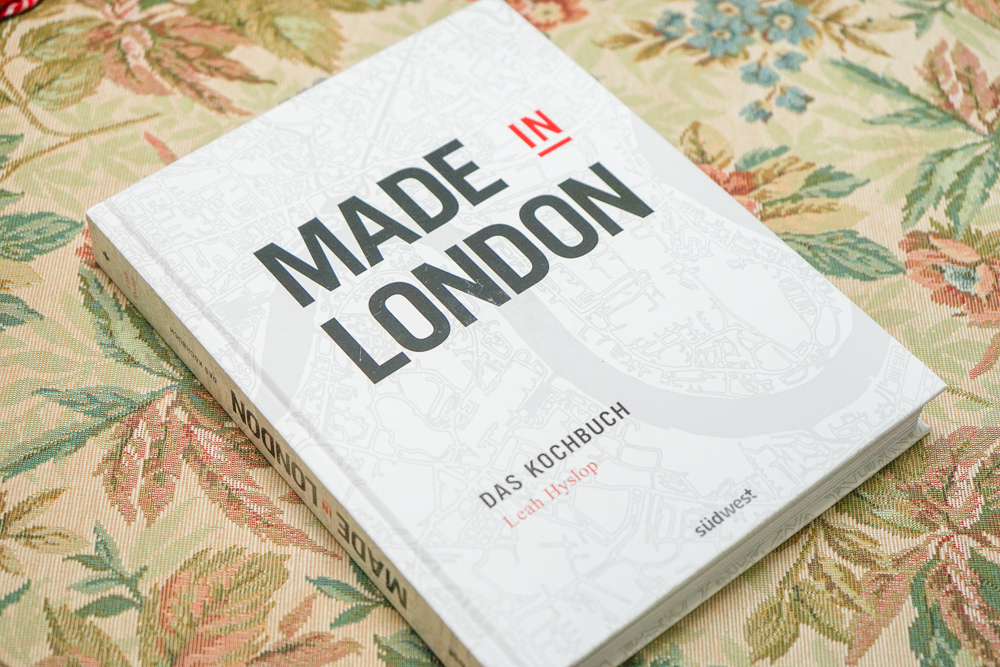 Made in London, Leah Hyslo - Cover