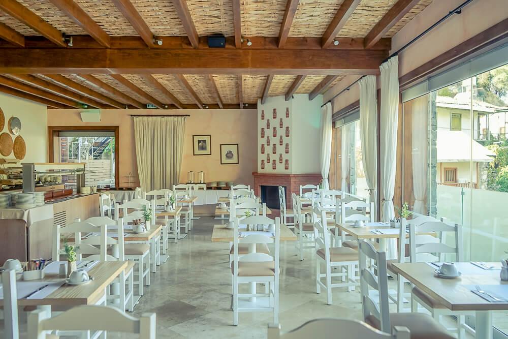 Casale Panayiotis, Zypern - Restaurant innen