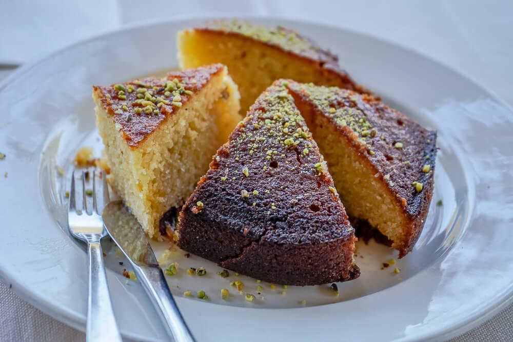 Casale Panayiotis, Zypern - feiner Kuchen