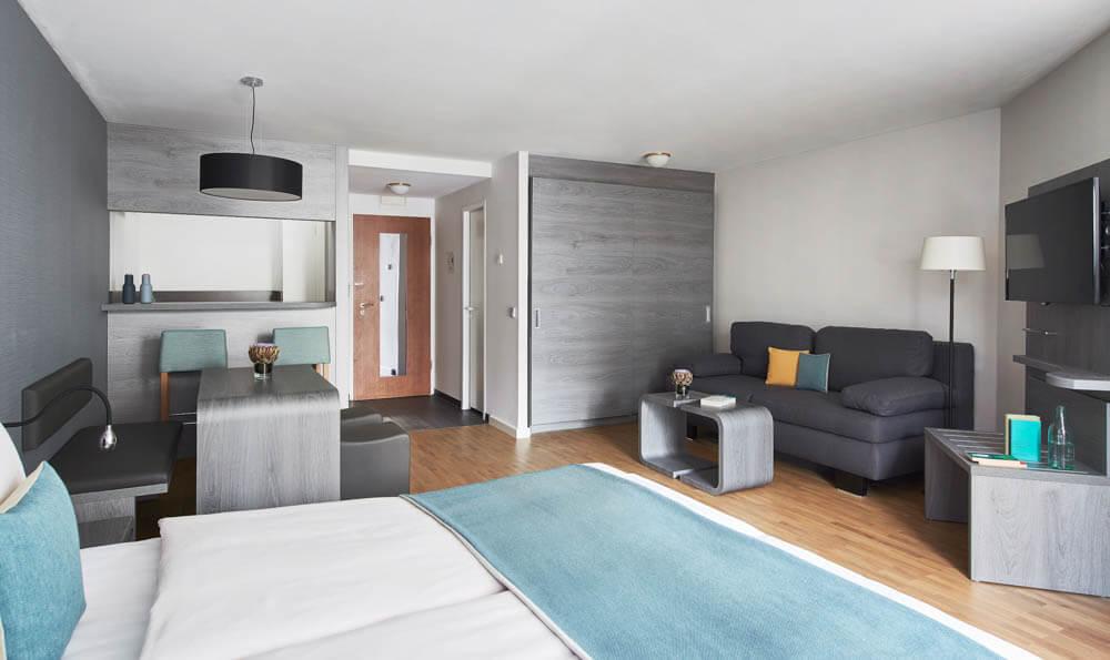 Living Hotel_Nürnberg_Apartment Superior Plus_01-016_©Living Hotels