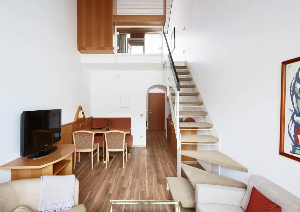Living Hotel_Nürnberg_Maisonette_11-052_©Living Hotels
