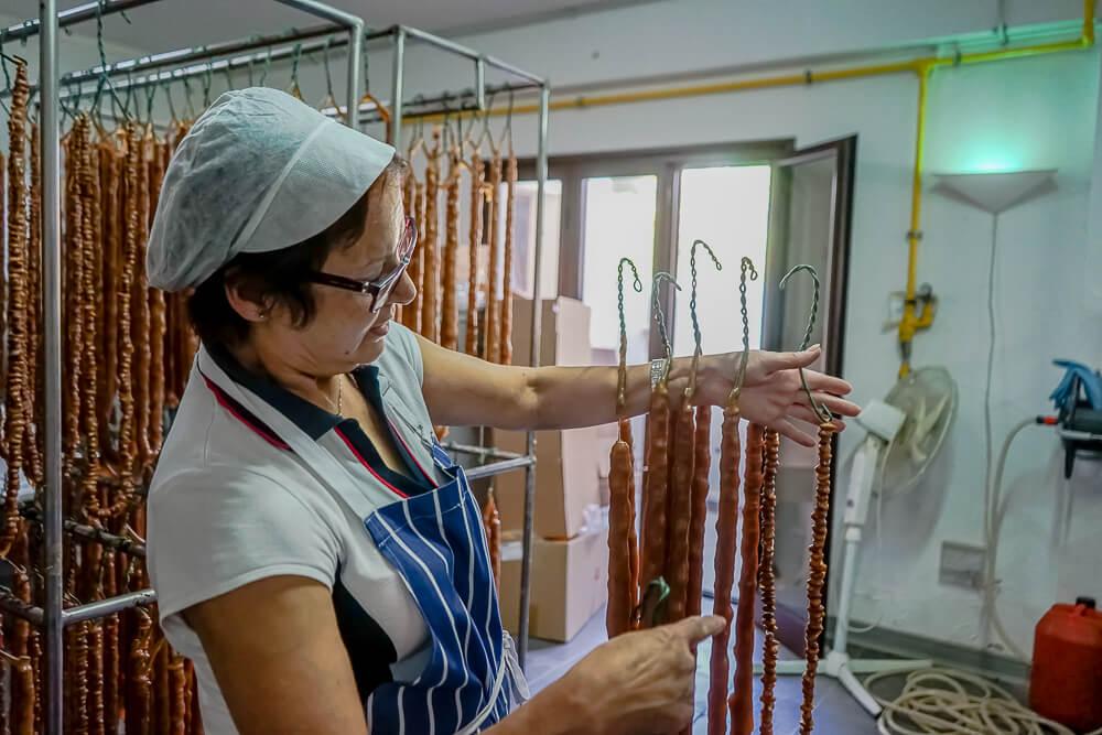 Nikis Sweets Zypern - Soutzioukos Produktion