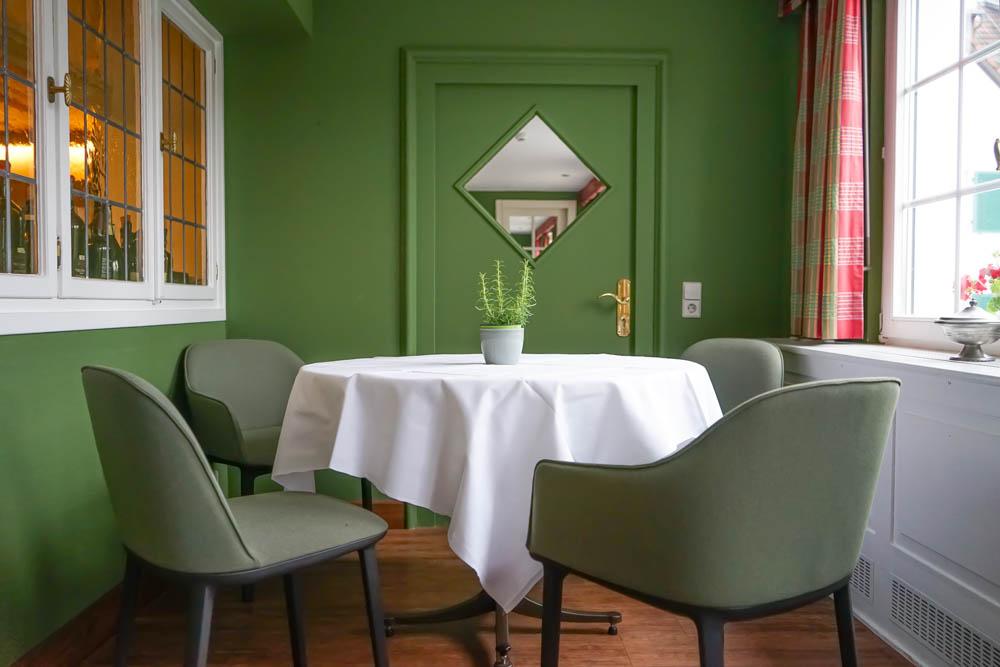 Restaurant La Cucina, Mühle Binzen - edles Design