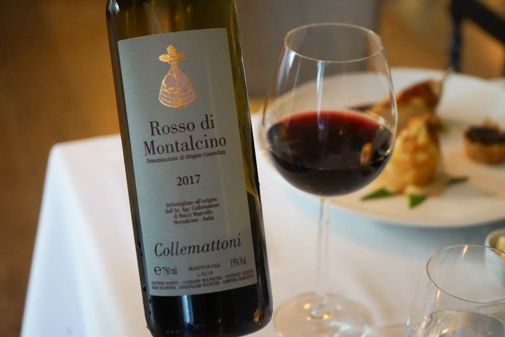 Rosso di Montalcino 2017 Collemattoni