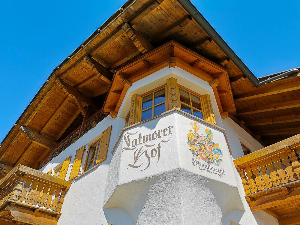 Stilfser Käse, Südtirol - Milchhof für Stilfser Produktion