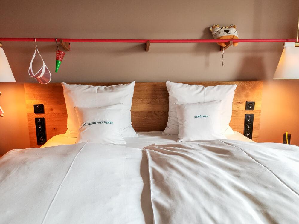 25Hours Hotel Zürich Langstrasse - Betten 2