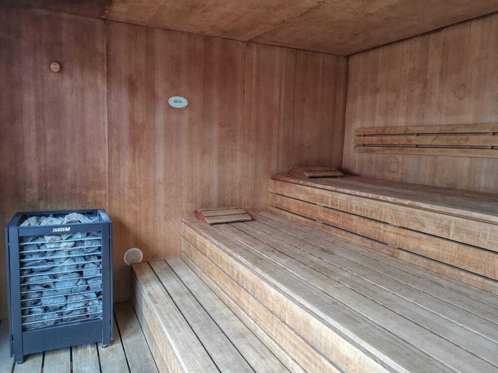 25Hours Hotel Zürich Langstrasse - Sauna
