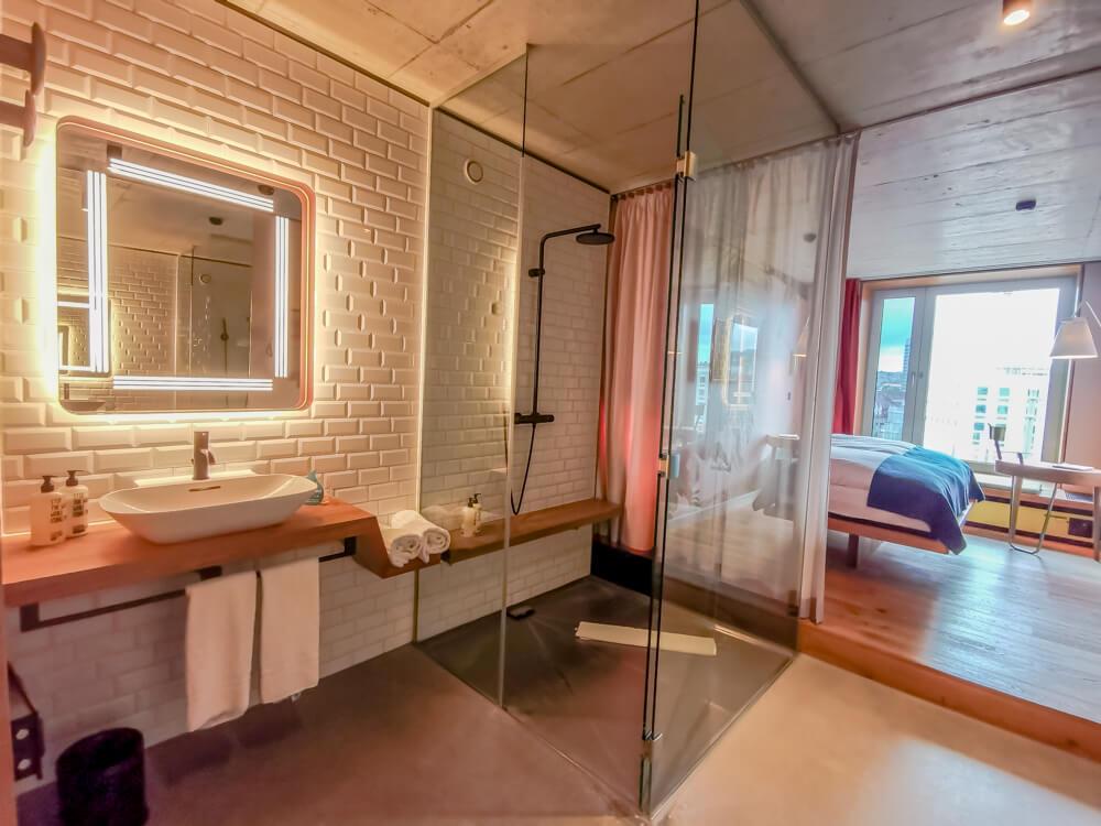 25Hours Hotel Zürich Langstrasse - spannendes Raumkonzept