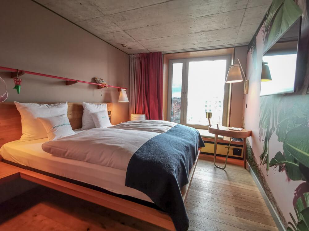 25Hours Hotel Zürich Langstrasse - super bequeme Betten