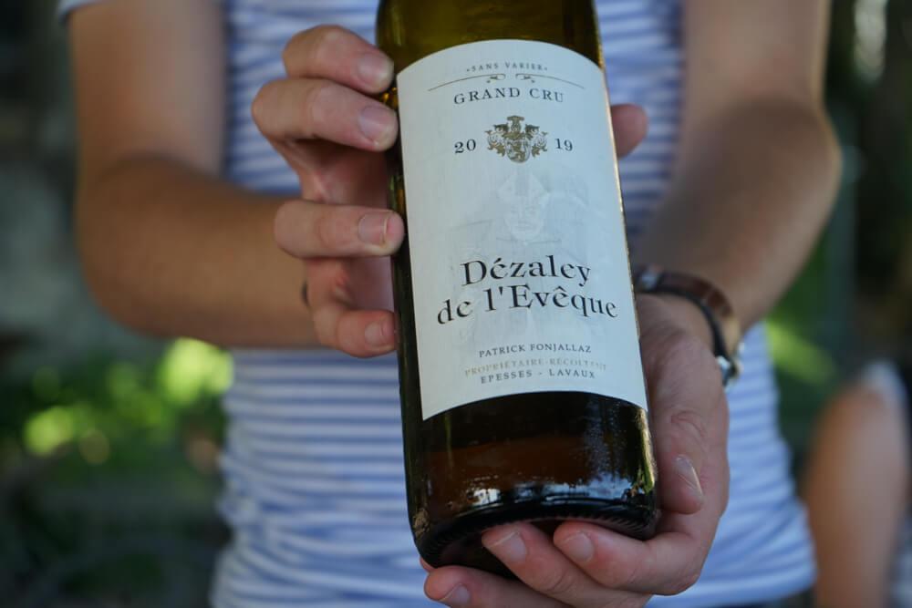 Clos de la République, Epesses - Wein 3