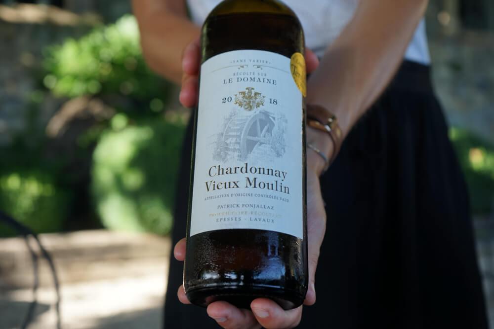 Clos de la République, Epesses - Wein 4