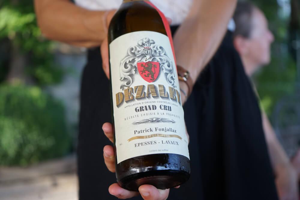 Clos de la République, Epesses - Wein 7