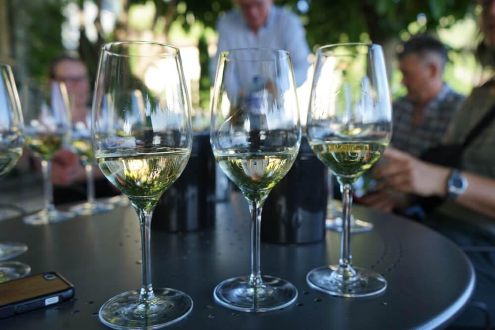 Clos de la République, Epesses - Weinverkostung Weißweine