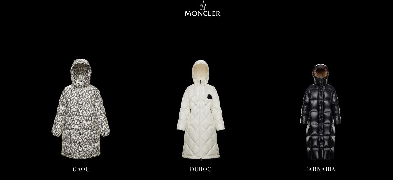 Die neusten Moncler Fashion Jacken
