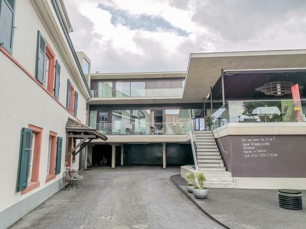 Hotel & Restaurant Krone, Weil am Rhein - Altbau & Neubau