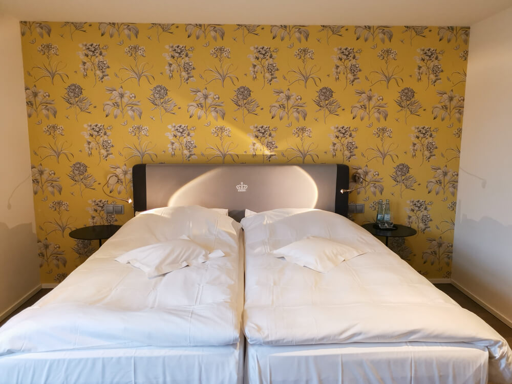 Hotel & Restaurant Krone, Weil am Rhein - Zimmer im Altbau