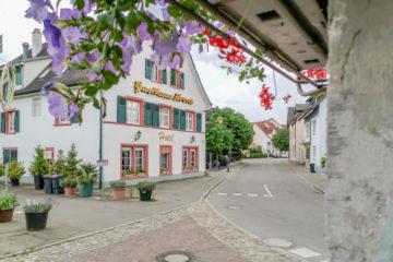 Hotel & Restaurant Krone, Weil am Rhein - symphatische Ansicht