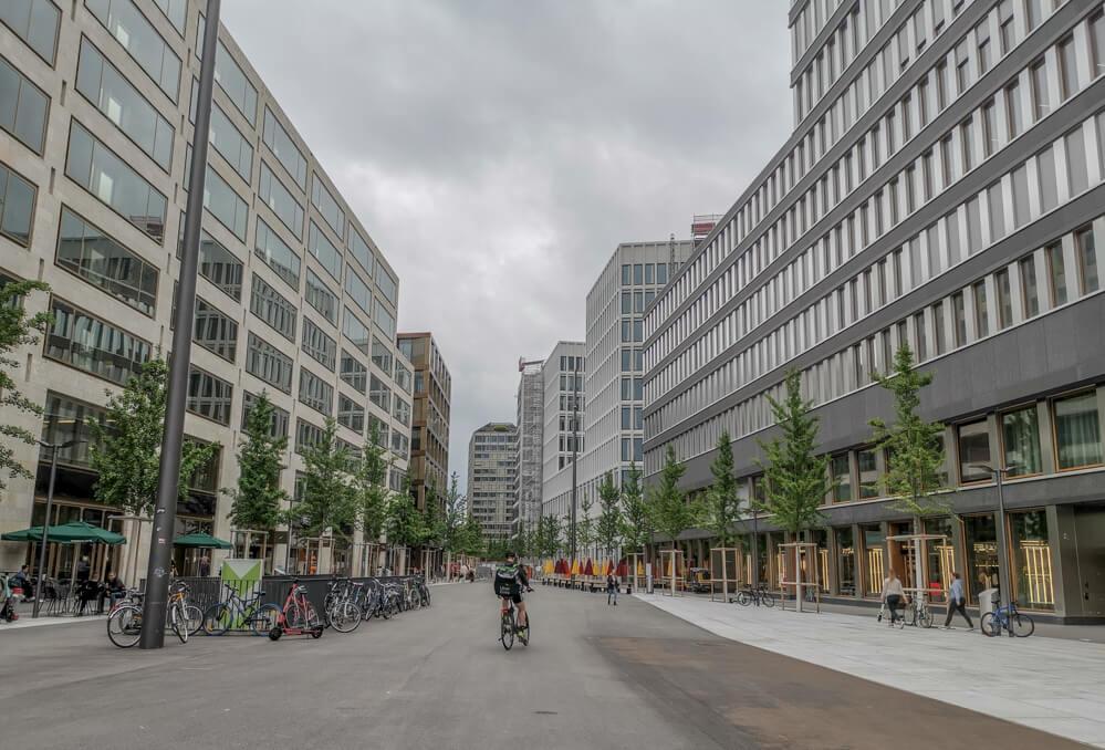 Langstrasse in Zürich