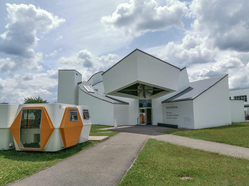 Vitra Campus Weil am Rhein - Vitra Design Museum