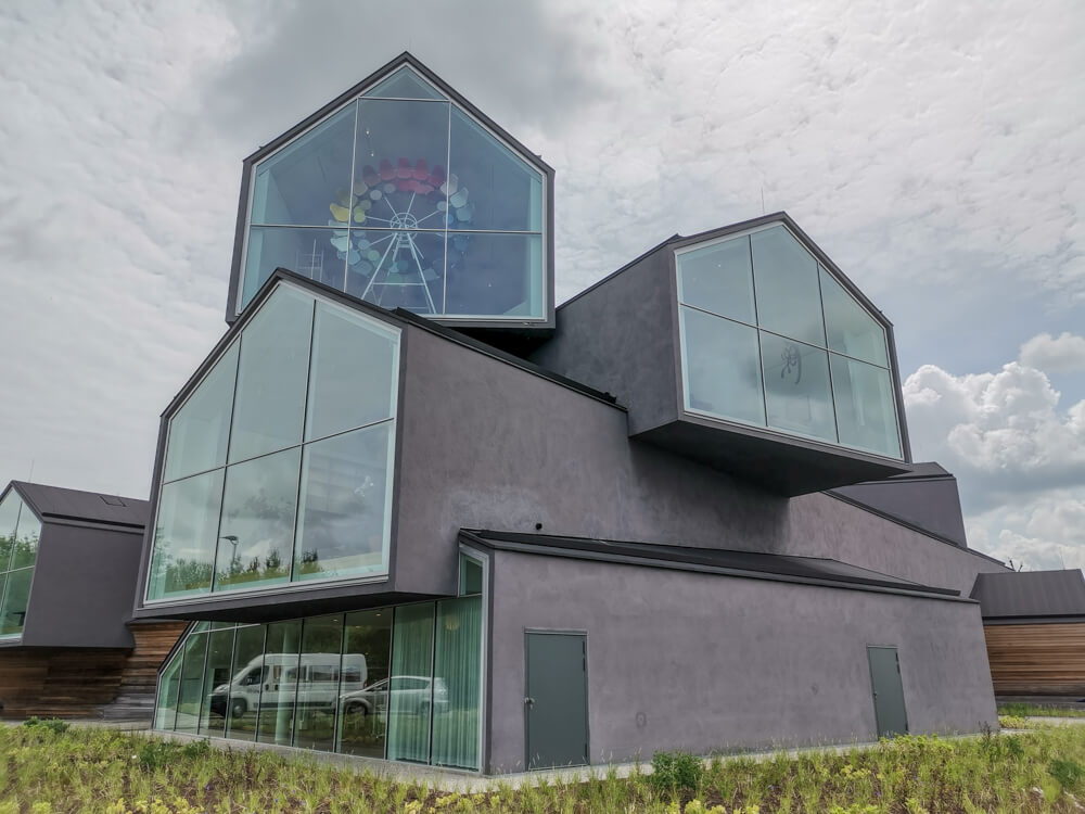 Vitra Campus Weil am Rhein - Vitra Haus 4