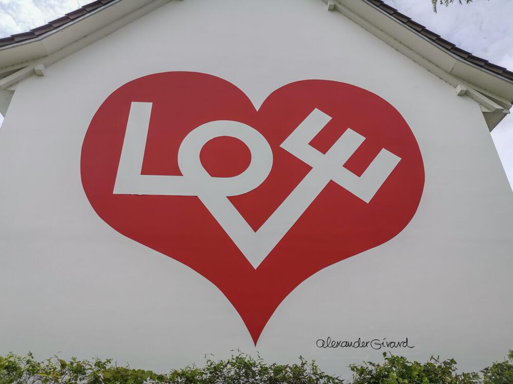 Vitra Campus Weil am Rhein - Vitra Love