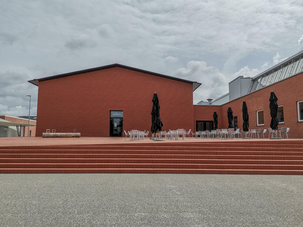 Vitra Campus Weil am Rhein - Vitra Schaudepot