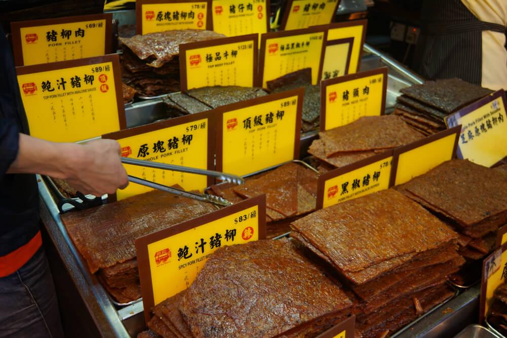 Bakkwa - Bak Kwa Trockenfleisch aus China 1