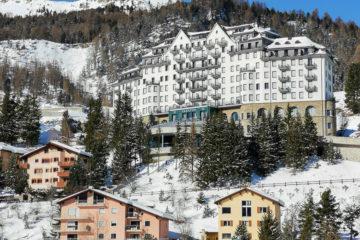 Carlton Hotel St.Moritz - Ein Wintertraum im Engadin