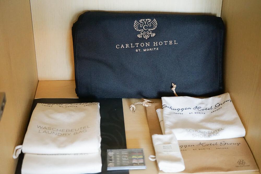 Carlton Hotel St.Moritz - weitere Amenities