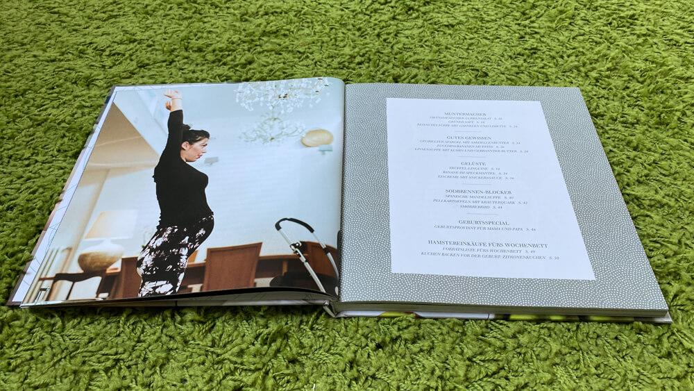 Das Mama Kochbuch - Inhalt