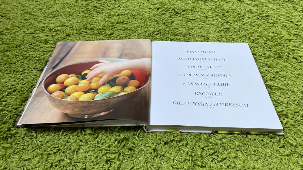 Das Mama Kochbuch - Rezept 1