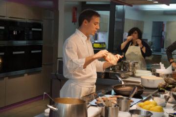 École de Cuisine Ducasse, Paris - Chef de Cuisine