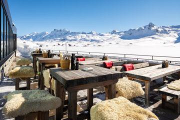 Frutt Mountain Resort - Terrace 3 winter - copyright Kempinski Hotels-2