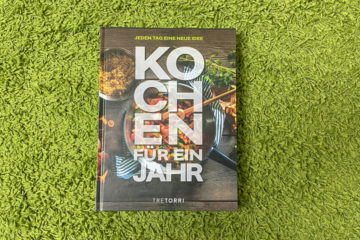 Kochen für ein Jahr - Kochbuch - Cover