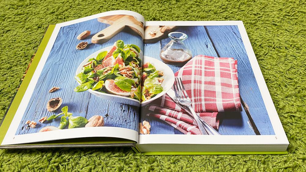 Kochen für ein Jahr - Kochbuch - Einstieg