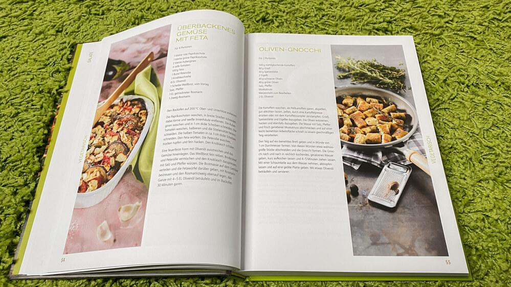 Kochen für ein Jahr - Kochbuch - Gnocchi