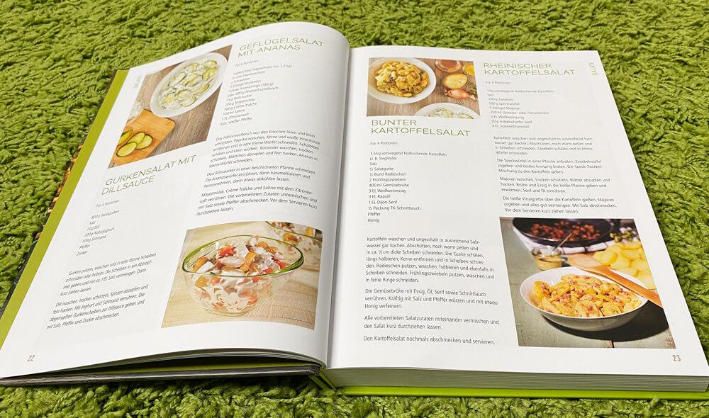 Kochen für ein Jahr - Kochbuch - Salate