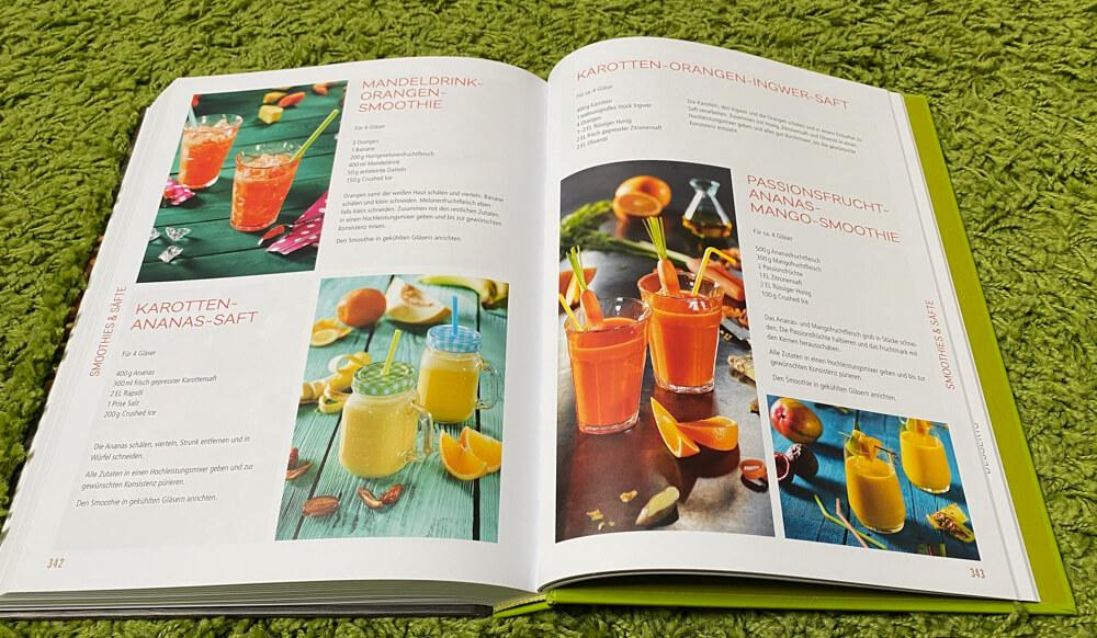 Kochen für ein Jahr - Kochbuch - Smoothies