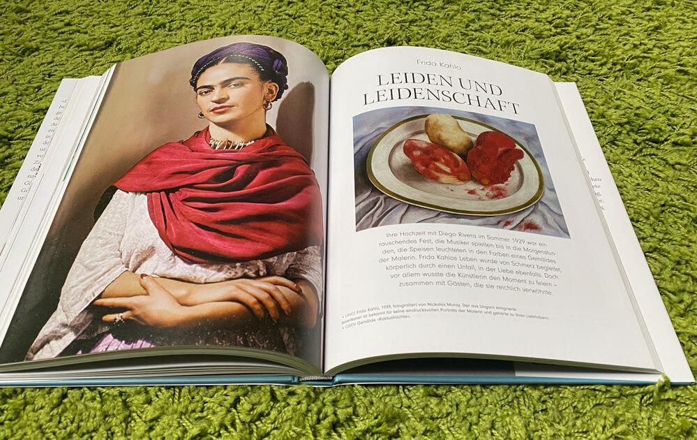 Legendäre Dinner Unvergessliche Rezepte berühmter Gastgeber - Frida Kahlo